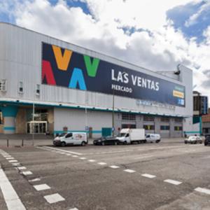 Foto de portada Mercado de Las Ventas