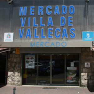 Foto de portada Mercado de Villa de Vallecas