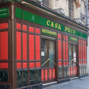 Foto de portada Casa Paco