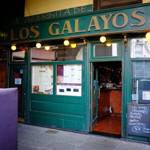 Foto de portada Los Galayos
