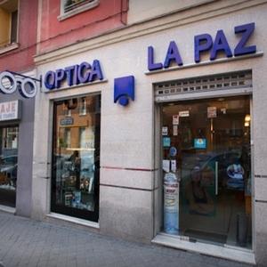 Foto de portada Óptica La Paz