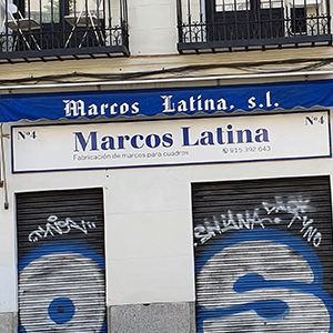 Foto de portada Marcos Latina